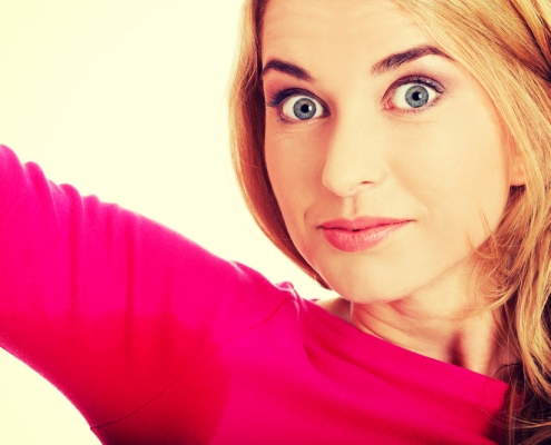 """Excessive Sweating – Part 1 """"What is it?"""""""